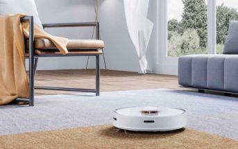 🔥 Code promo : le robot aspirateur Roborock S5 max à 400€