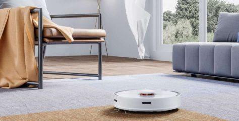 🔥 Code promo Cyber Monday : le robot aspirateur Roborock S5 max à 400€