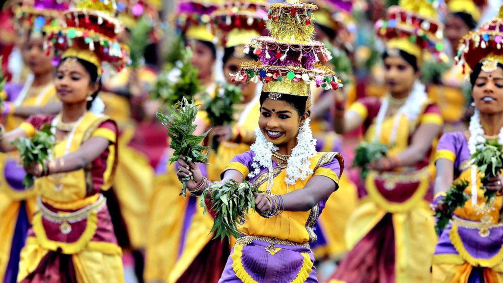 Thai Pongal festival Sri Lanka