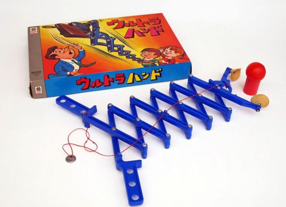 Ultra-Hand, le premier jouet Nintendo
