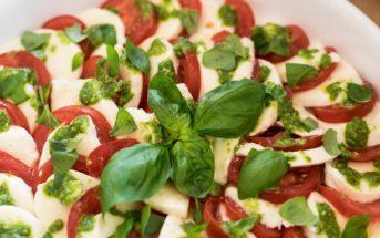 Idée de menu italien et veggie pour un dîner réussi entre amis