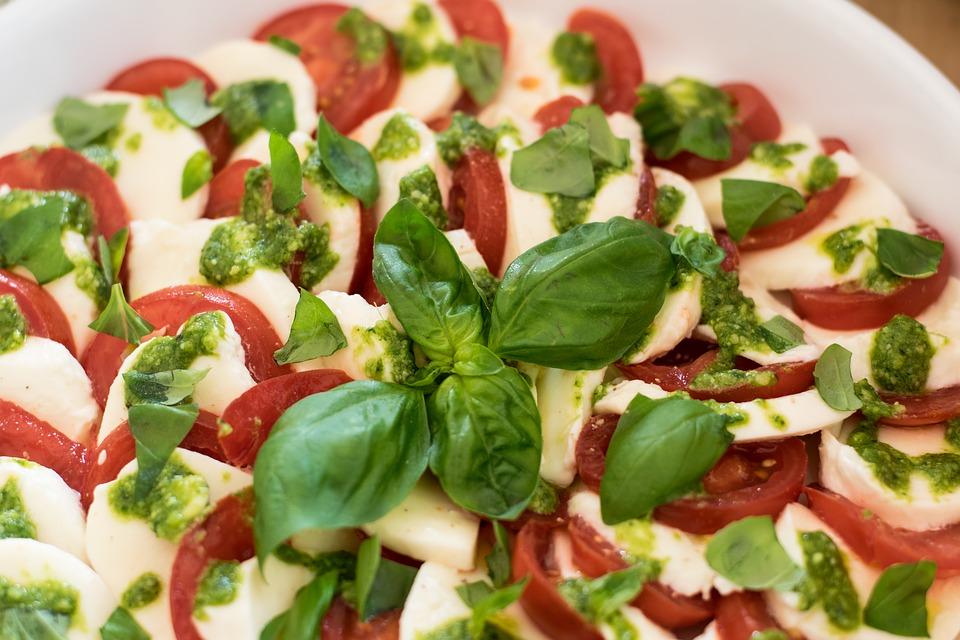 recette de la tomate mozzarella