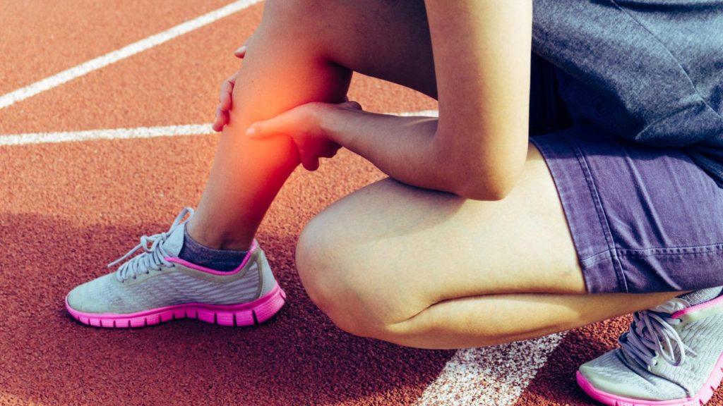 crampe musculaire du sportif