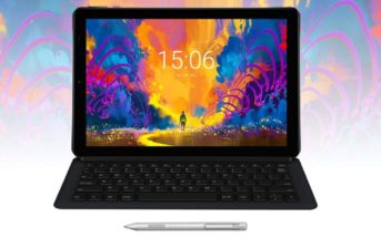 Test et avis de la tablette CHUWI Hi9 Plus avec clavier et stylet tactile