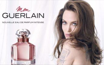 """🎵 Musique rock de la pub """"Mon Guerlain"""" 2019 avec Angelina Jolie"""