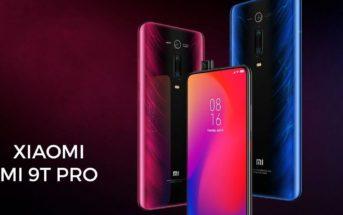 🔥 Code promo : le smartphone Xiaomi Mi 9T Pro à 322€ et Mi9T à 263€