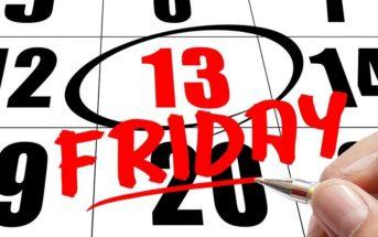 Vendredi 13 : un jour porte-bonheur ou une date maudite ?