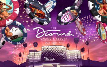 Le Diamond Casino a su séduire les joueurs de GTA Online
