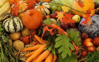Trois recettes faciles et saines avec des légumes d'automne
