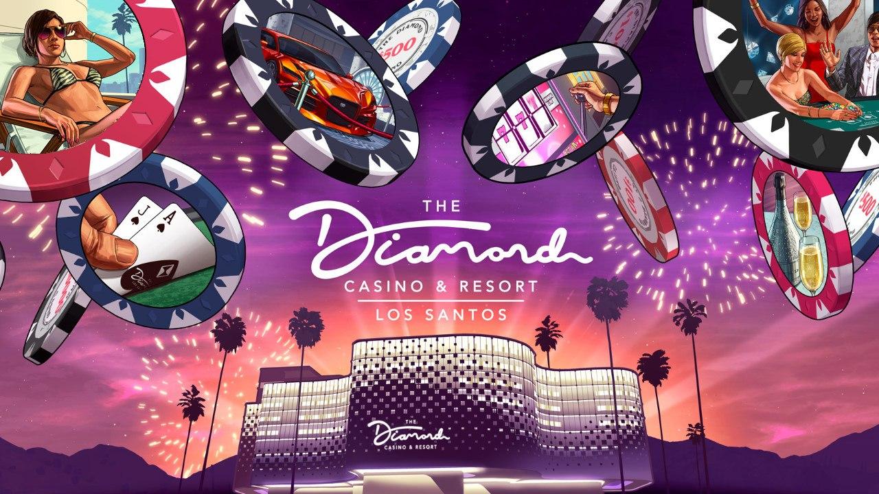 Diamond casino - GTA Online