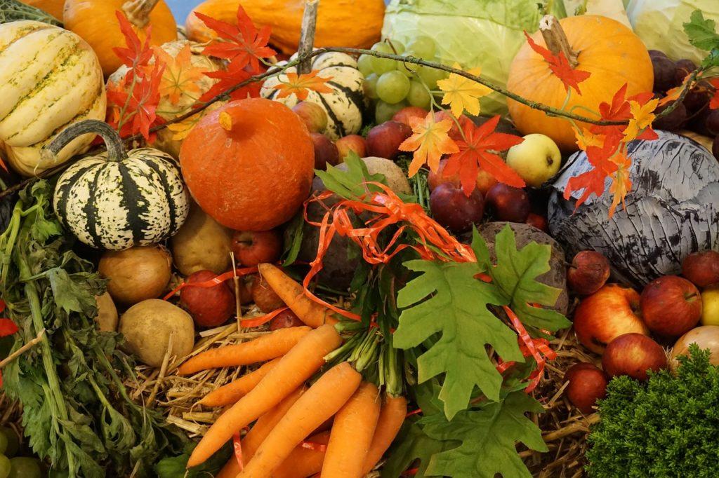 recettes faciles avec des légumes d'automne