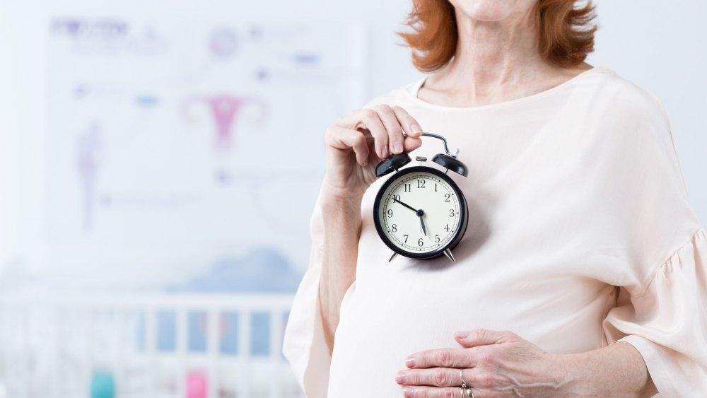 grossesse tardive