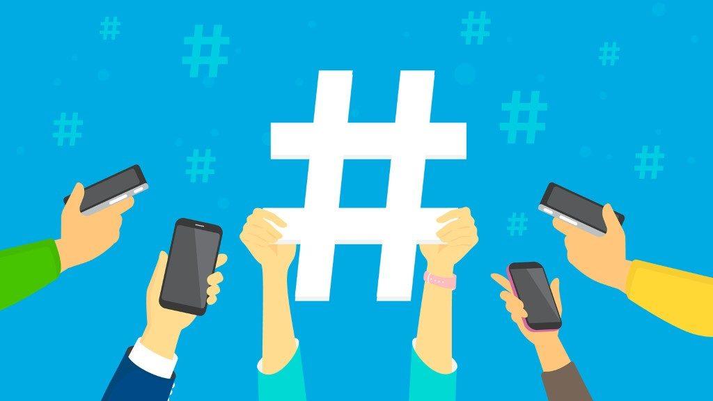 Utiliser des hasgtags sur les réseaux sociaux permet de gagner en visibilité