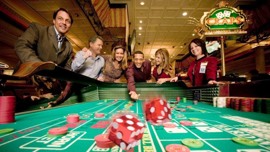 jeux de casino les plus populaires : craps