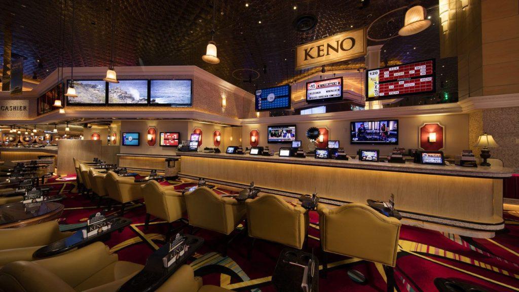 jeux de casino les plus populaires : keno