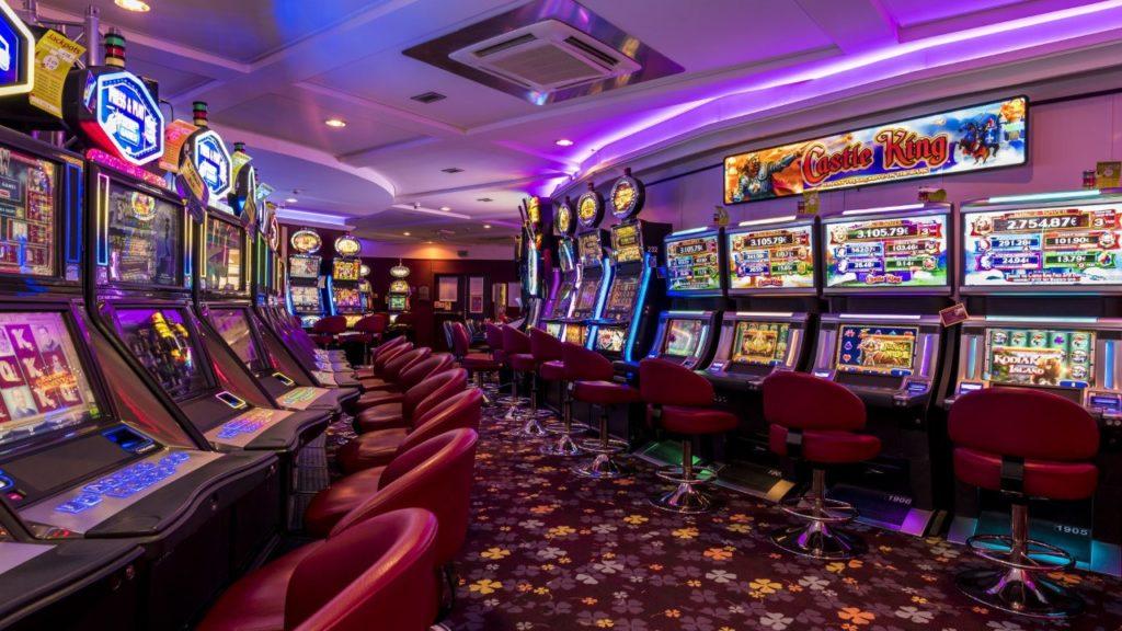 jeux de casino les plus populaires : machines à sous