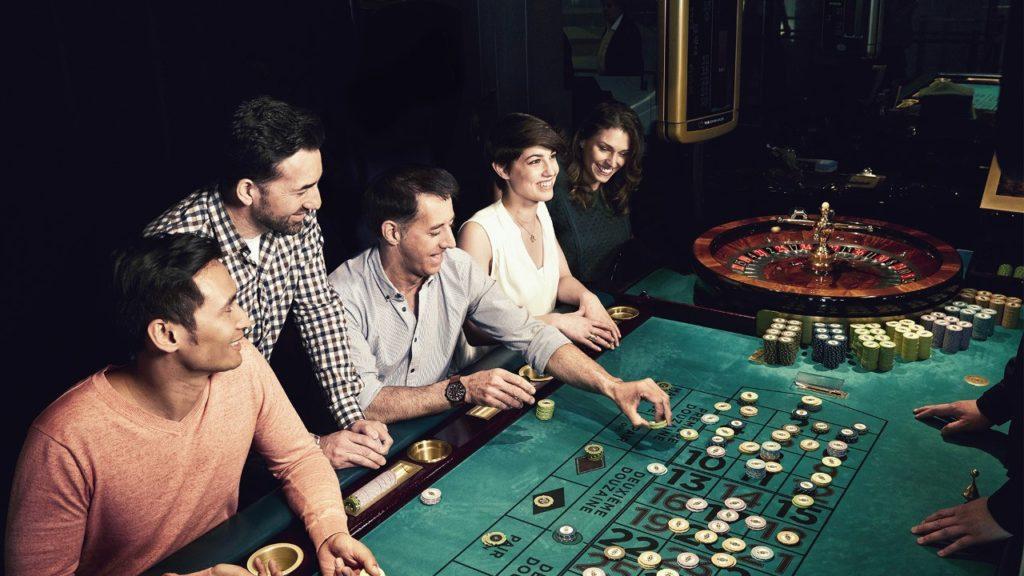 jeux de casino les plus populaires : roulette