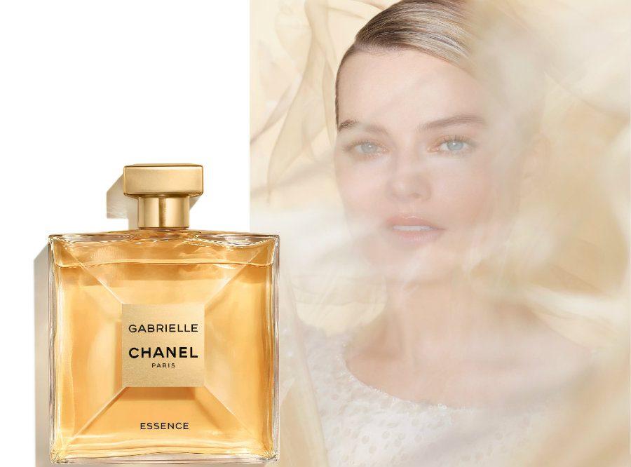 Margot Robbie égérie du parfum Gabrielle Essence de Chanel