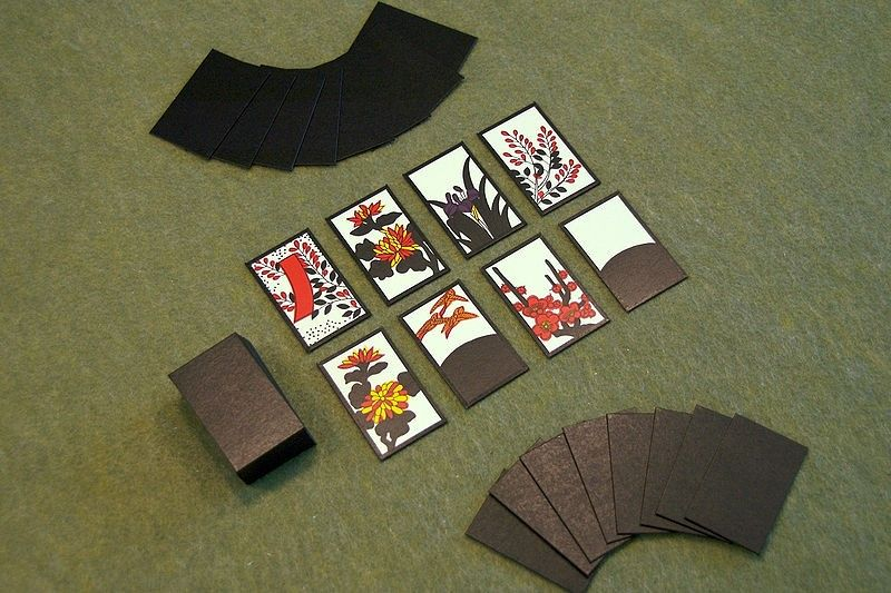 nintendo : cartes à jouer