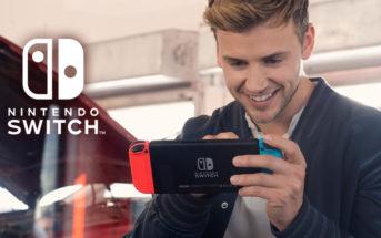 Nintendo Switch : la nouvelle version arrive dans les rayons