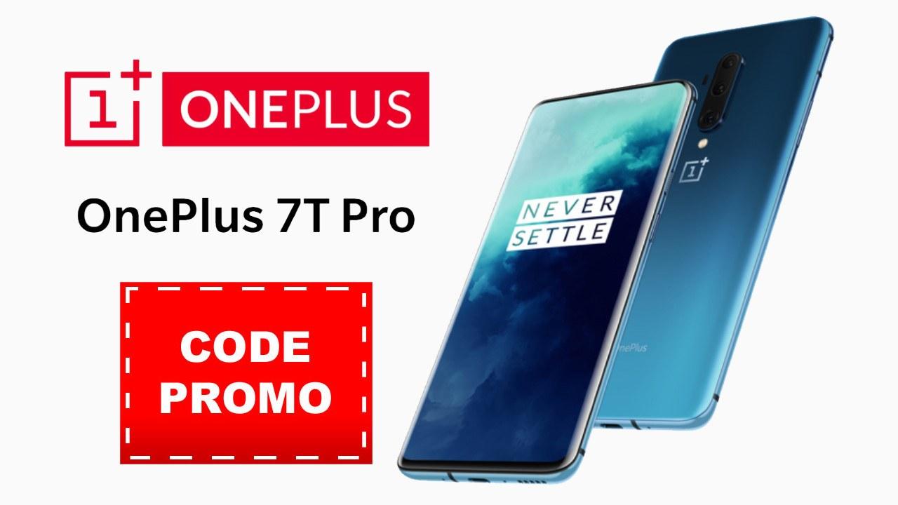 oneplus 7t pro code promo