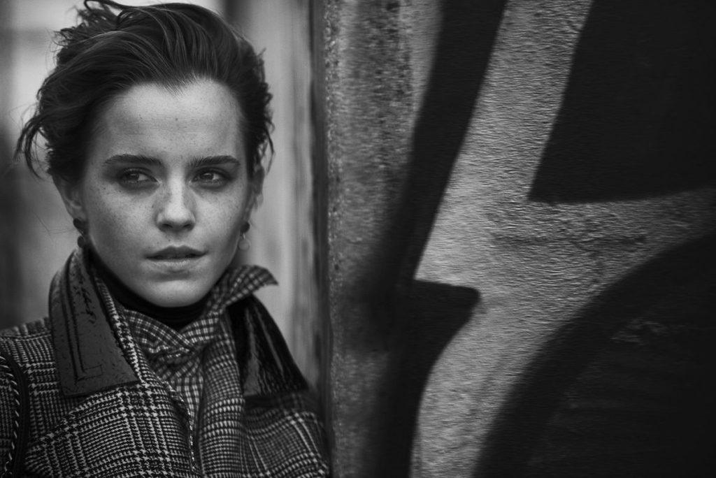 Portrait de Emma Watson