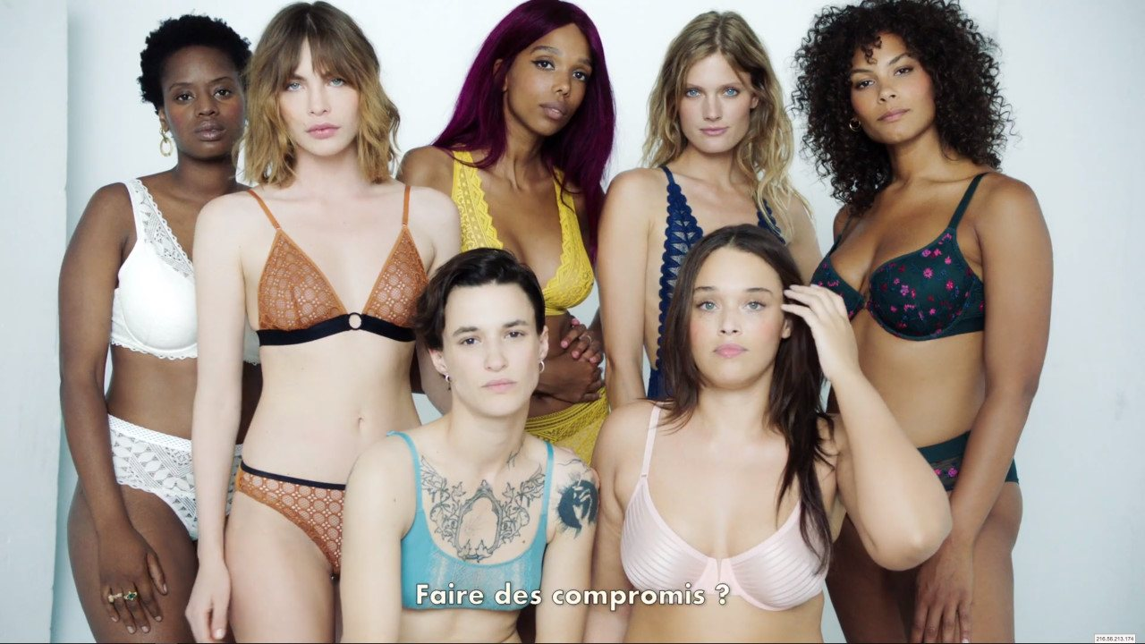 "#feelFREE, ""The French Liberté"" : la pub féministe de Etam 2019"