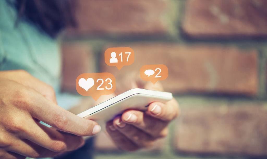 réseaux sociaux : l'importance des images