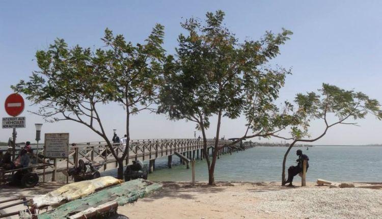 Sénégal : île de Fadiouth