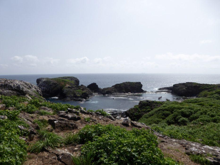 Sénégal : îlot Sarpan