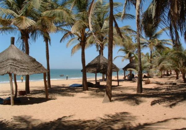 Sénégal : station balnéaire de Saly