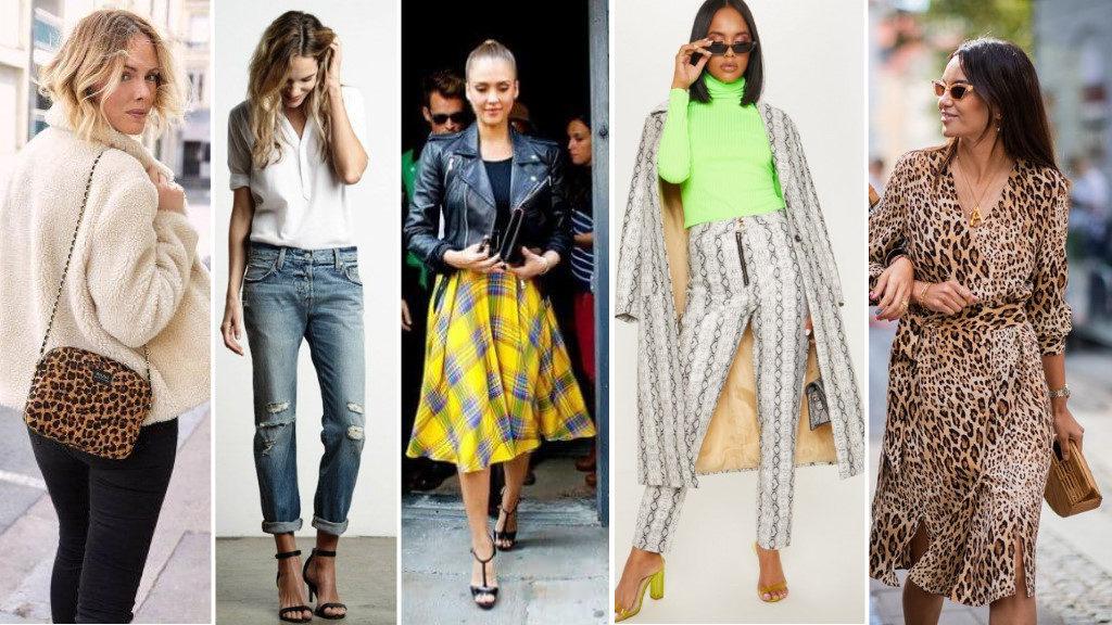 tendances mode femme automne 2019