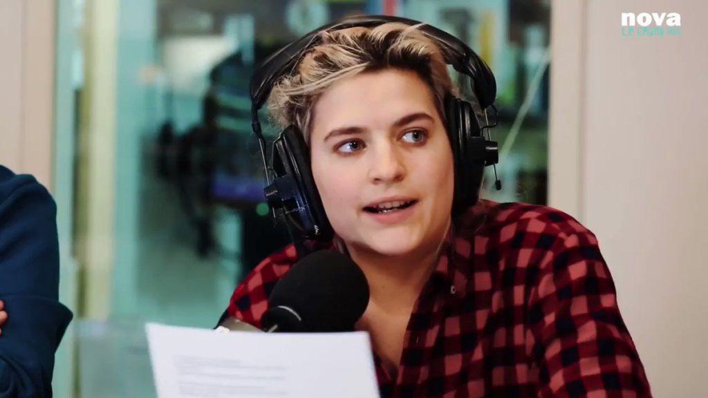 Marie Misset sur Radio Nova