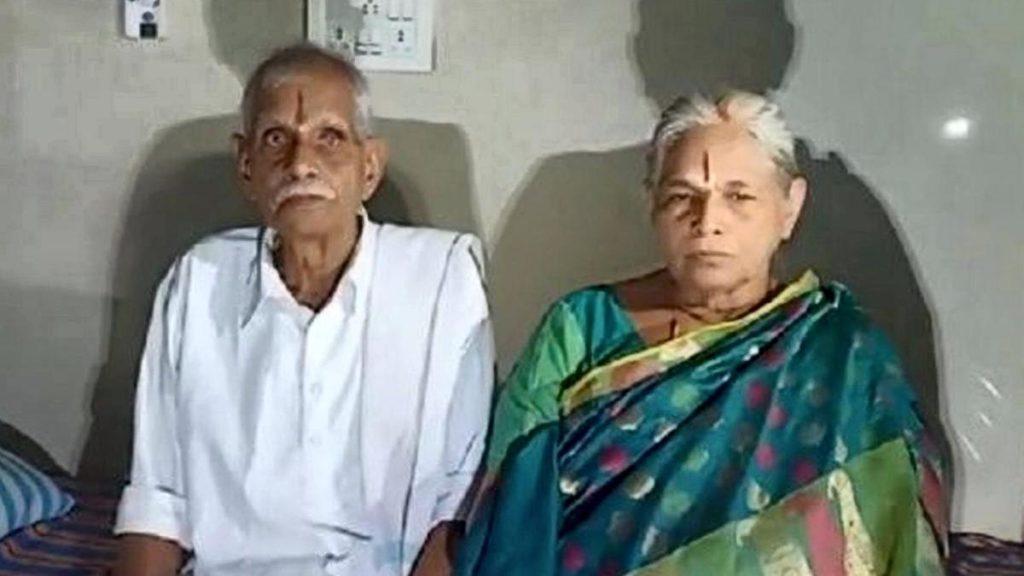 Mangayamma et son mari