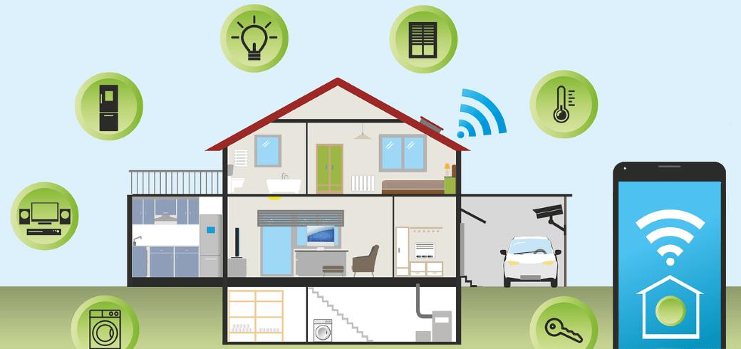 Domotique : fonctionnalités de la maison intelligente