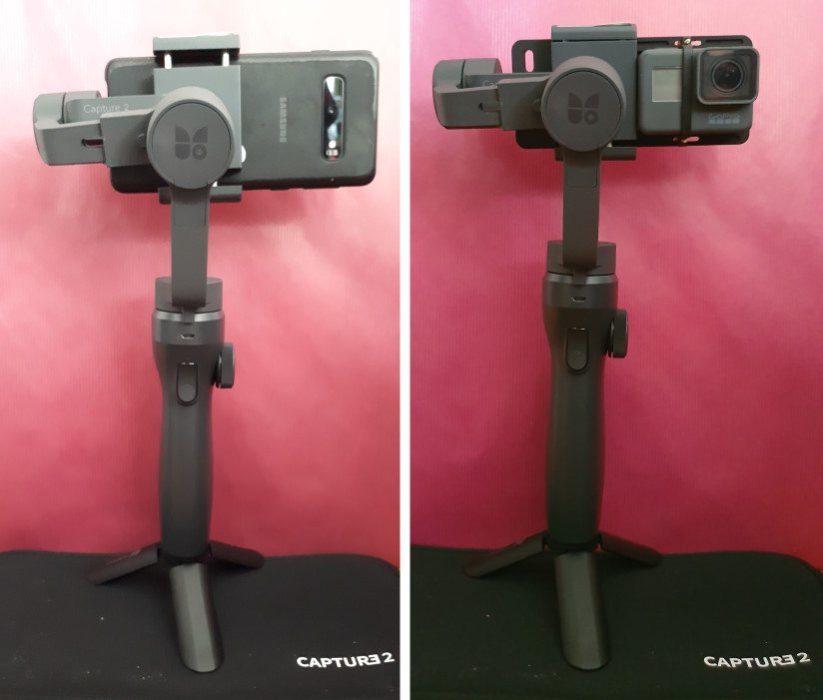 Funsnap Capture 2 : fonctionne avec smartphone et gopro !