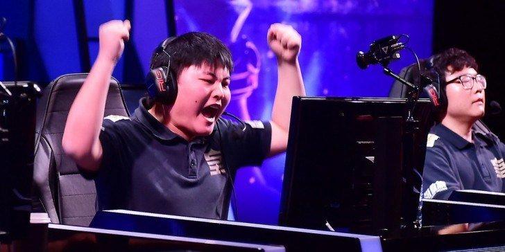 Jian Zihao Uzi : pro gamer