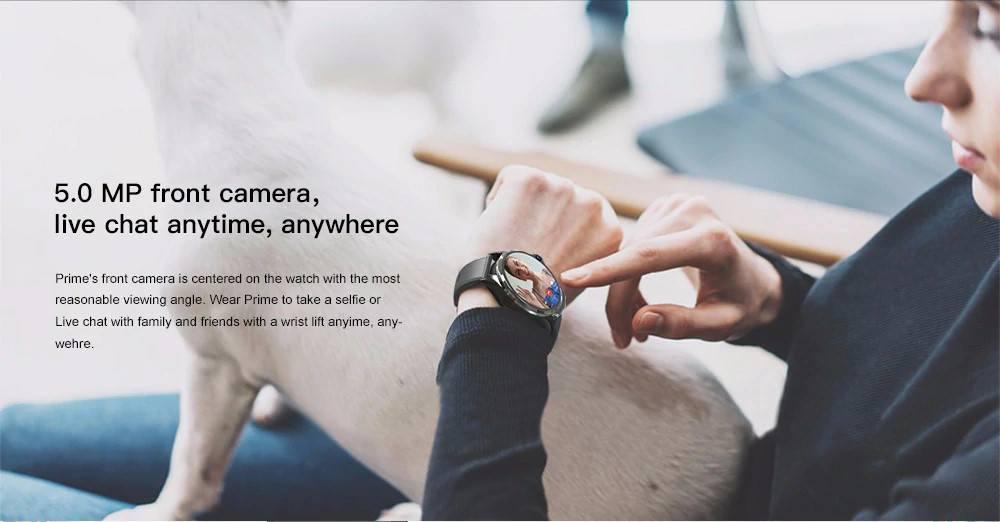 KOSPET Prime 4G : visio