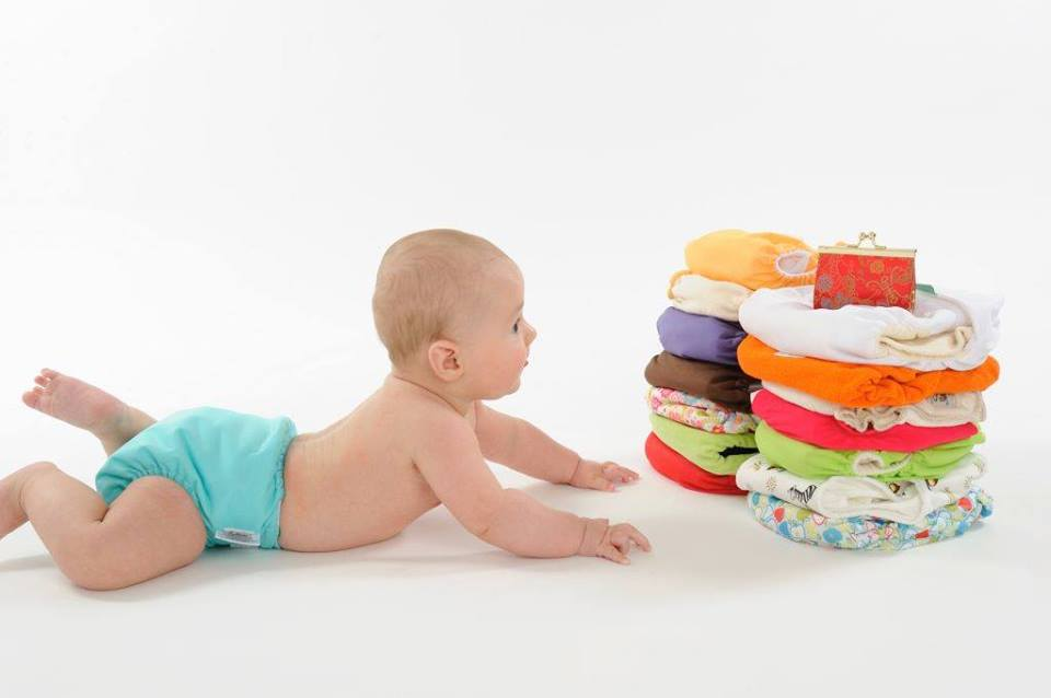 couches bébé lavables