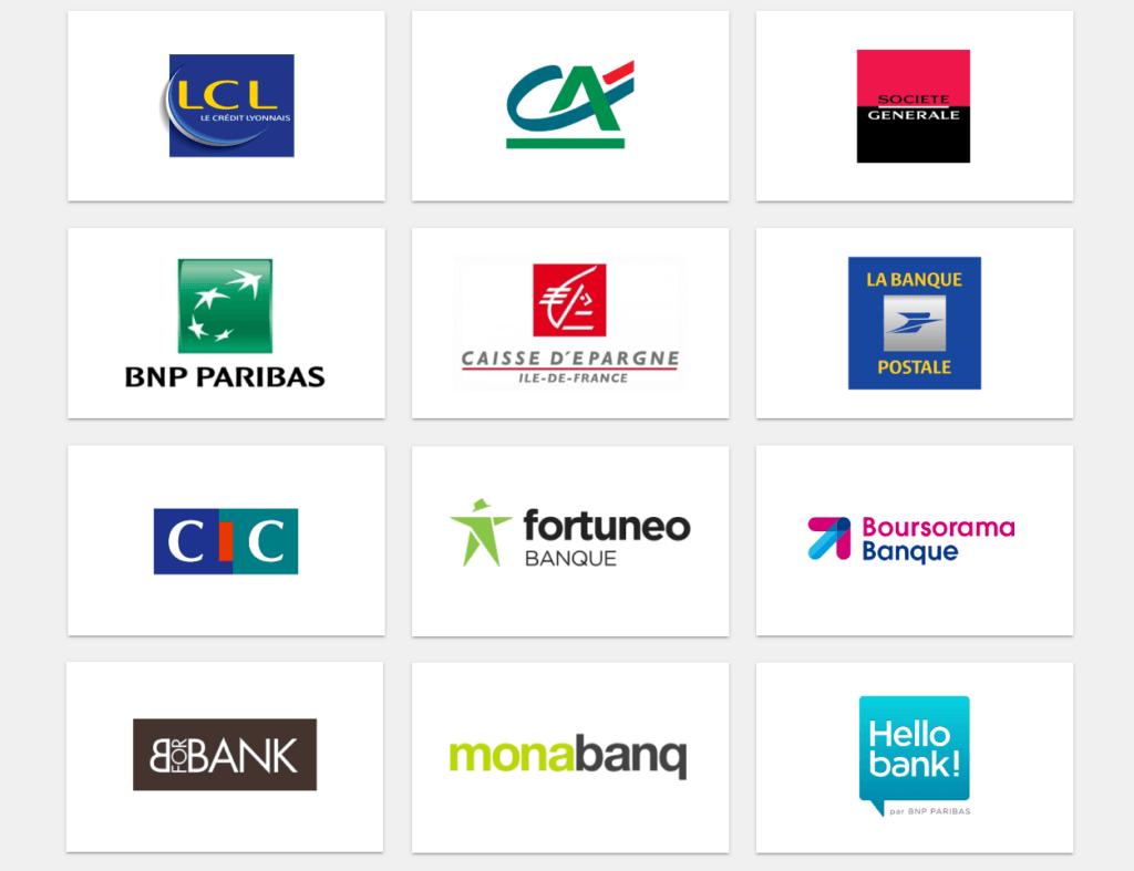 Les principales banques françaises en 2019