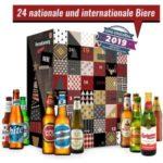 calendrier de l'avent bières du monde 2019