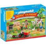 """Playmobil - Calendrier de l'Avent """"Animaux de la Ferme"""""""