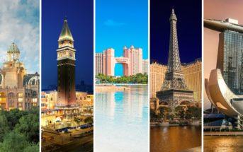 5 casinos à thème uniques en leur genre qui méritent le voyage !