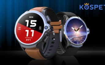 🔥 Promo Kospet Prime : la montre connectée à 127€ [Black friday]