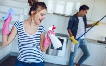 Comment convaincre son homme de faire le ménage ?
