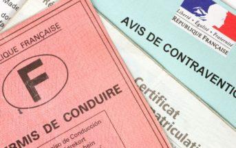 Retrait de points sur permis de conduire : est-il possible contester ?