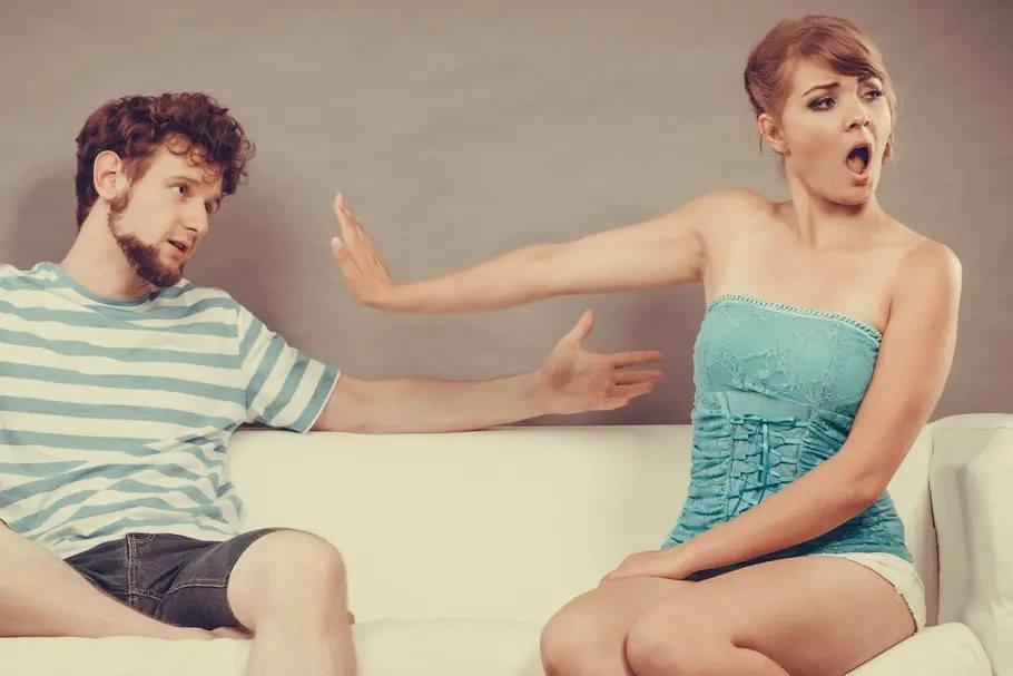 grève du sexe pour convaindre son homme de faire le ménage
