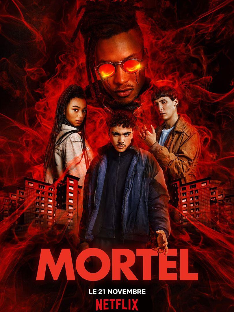 Mortel : série Netflix