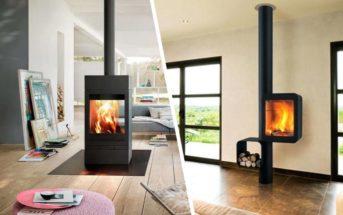 Poêle à bois : le chauffage écologique, économique et design !