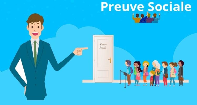 La preuve sociale : un levier marketing très efficace... voir indispensable !